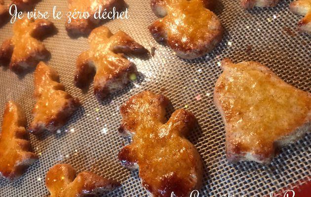 Ma recette de biscuits de Noël
