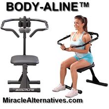 Body-Aline! Treat Back & Neck Pain Quick For Moneys On The Dollar!