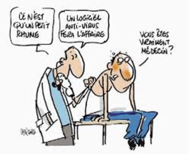 Bavardages sur l'évolution de la Médecine et en particulier de la Médecine Générale