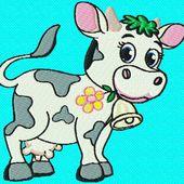 petite vache - lagrangeauxloups
