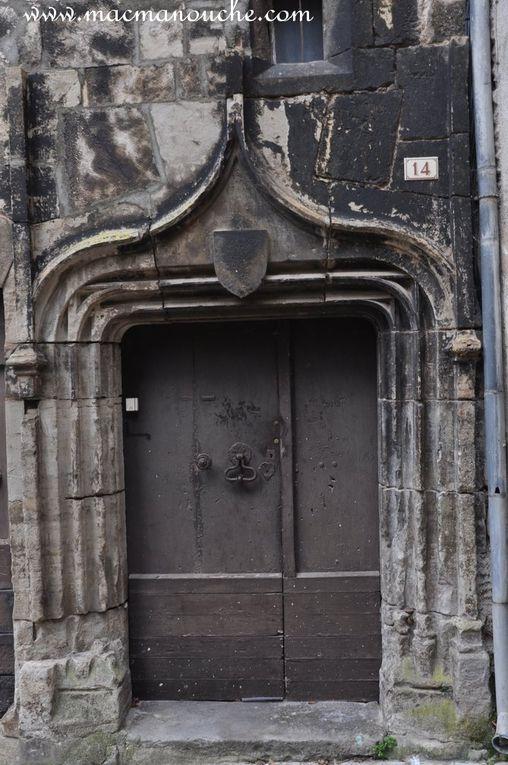 Diaporama  de 2 portes vues sur le parcours.
