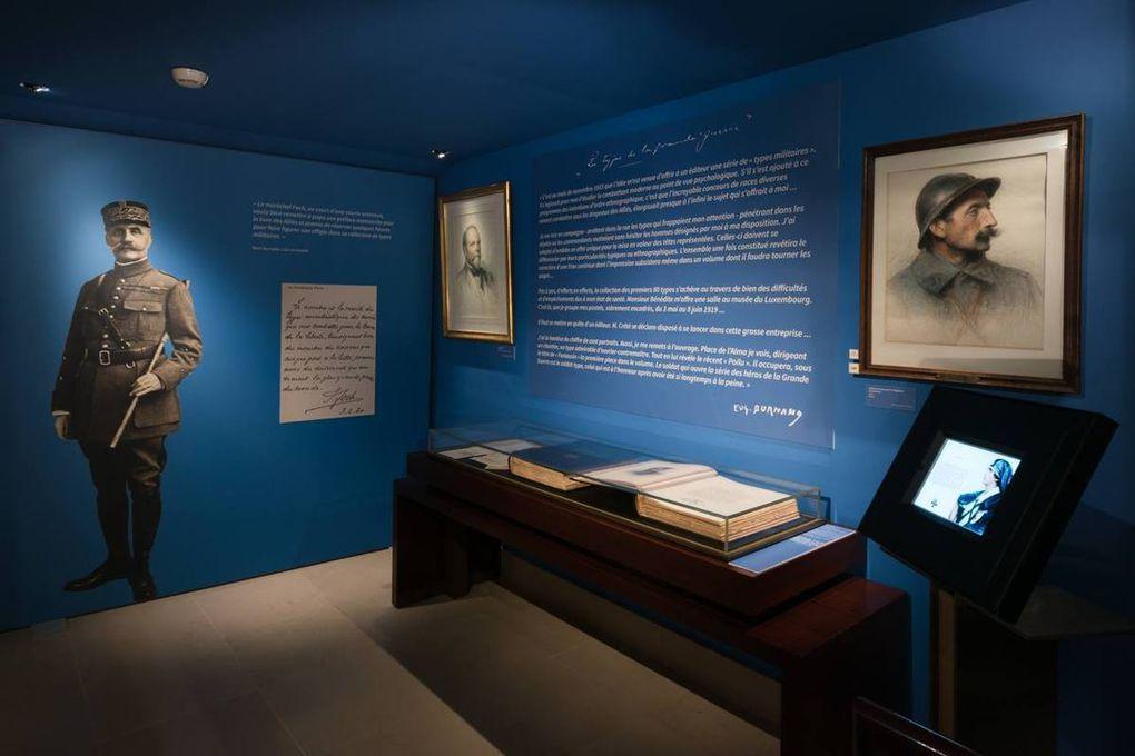 VISITE AU MUSEE DE LA LEGION D'HONNEUR ET DES ORDRES DE LA CHEVALERIE...