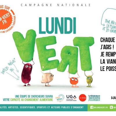 """Campagne """"Lundi vert"""" 2020"""