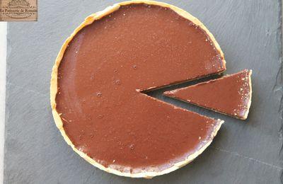 La Tarte au Chocolat de Phillipe Conticini