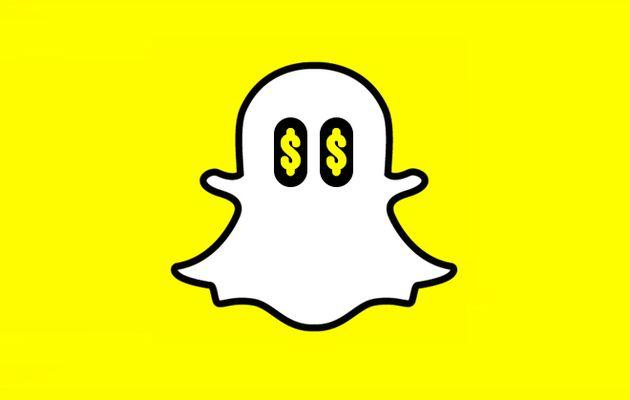 Web : Nouveau format publicitaire sur Snapchat