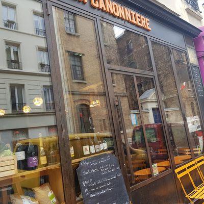 La canonnière (Paris 11) : petite perle