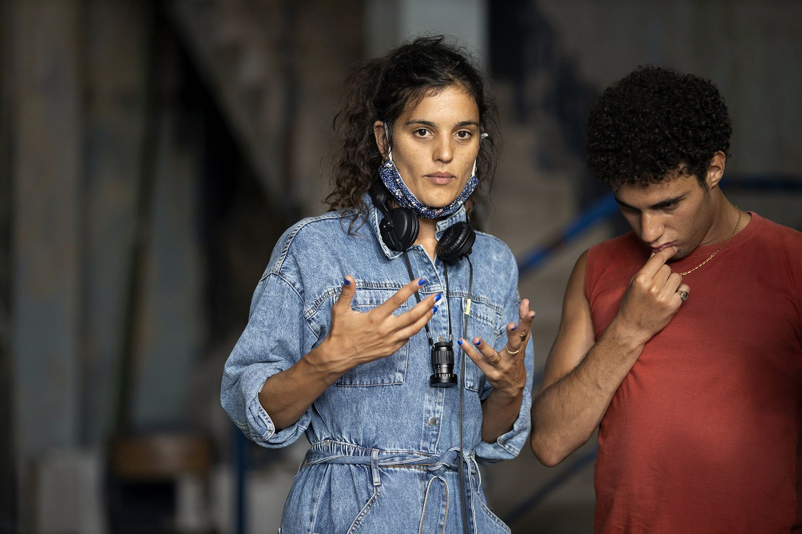 FRAGILE réalisé par Emma Benestan avec Yasin Houicha et Oulaya Amamra...au Cinéma le 25 Aout