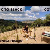 Veronica Fusaro - Back to Black by Amy Winehouse (cover)