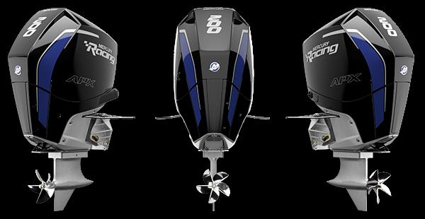 Mercury présente le nouveau hors-bord de compétition 200 APX