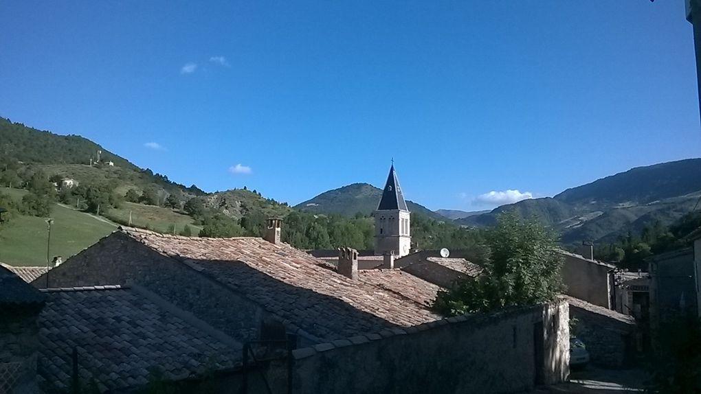 Petit séjour à Bouvières chez la p'tite Josy!!