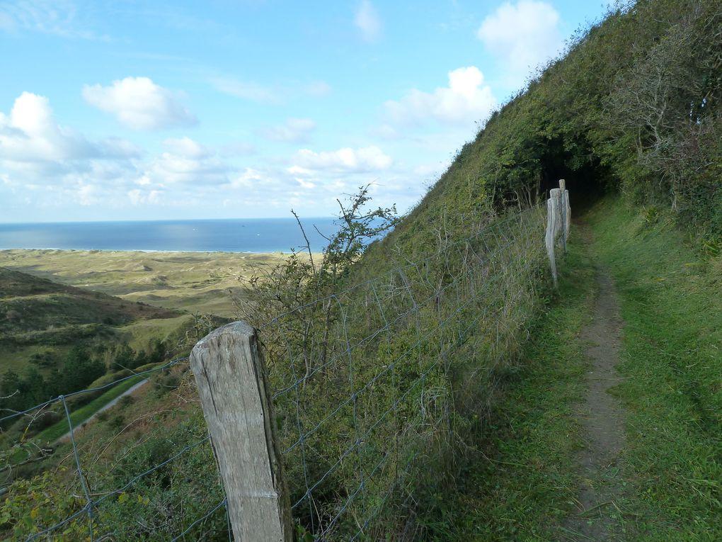 Cotentin, randonnée en boucle de Biville. 17 km.