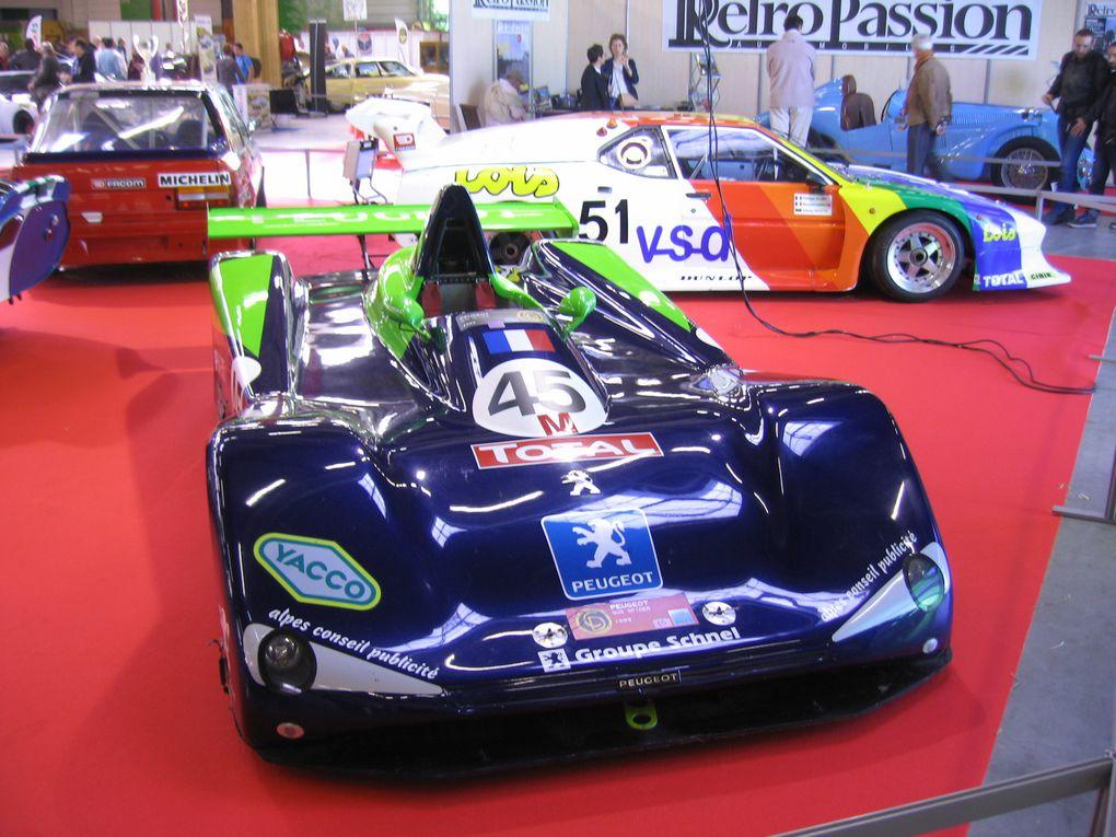 Salon Automedon-Motorama 2014 Le Bourget Exposition voitures et motos anciennes et de collection, piéces, bourse, miniatures
