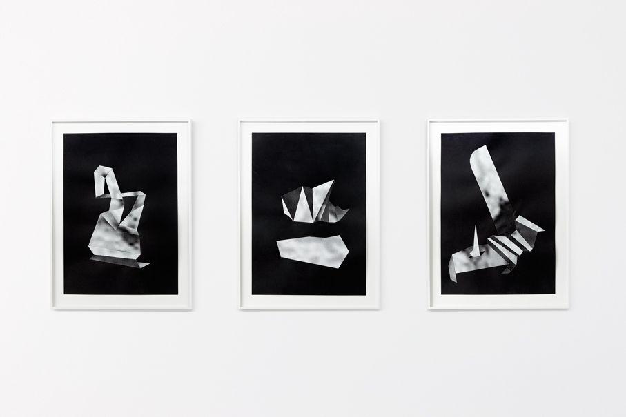 Marie-Jeanne Hoffner, Copy cut, 2012