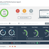 Analyse de site Web, Test de Performance et Audit qualité | DareBoost