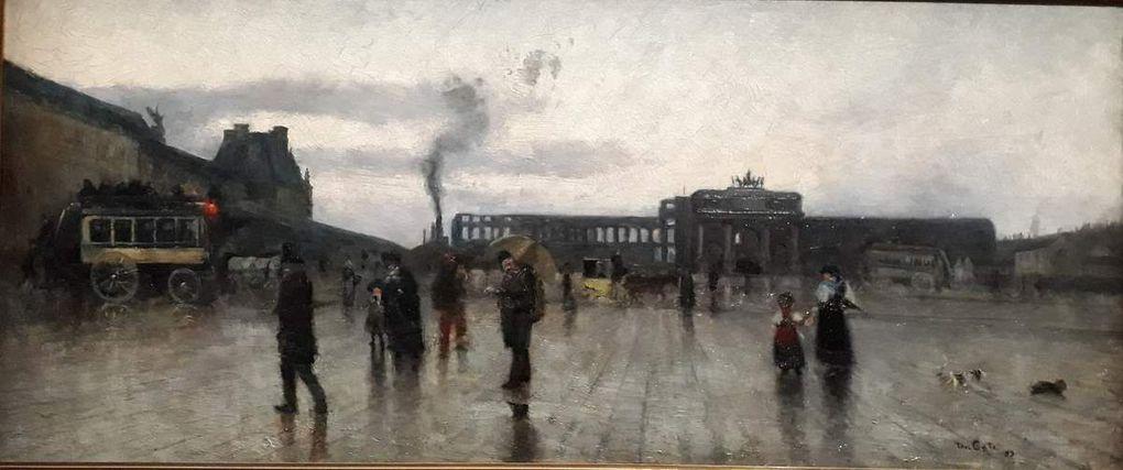 Les Impressionnistes à Londres au Petit Palais