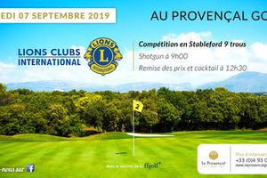 COMPETITION DU LIONS CLUBS