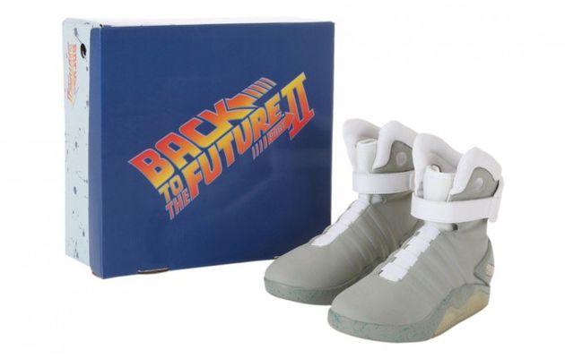 Buzz : Nike Air Mag, les basket de Marty McFly dans Retour vers le Futur, seront de nouveau commercialisées
