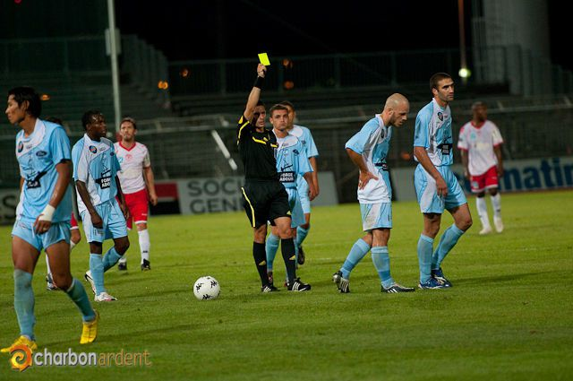 Photos de la saison de National 2010-2011.