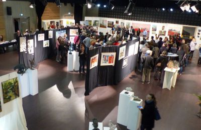 Inscription au Salon d'Art 2020