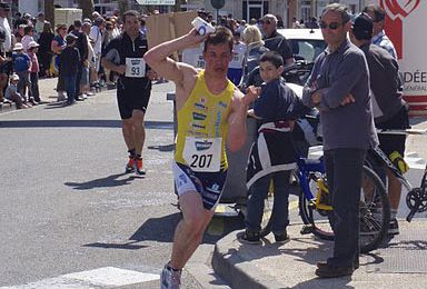 7 titres de Champion de Vendée de duathlon !