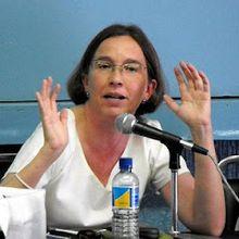 La CIA agrede a Raquel Gutiérrez
