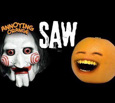 Saw vs. Orange