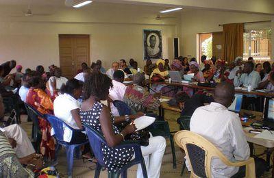 Déclaration Commune sur le manque d'eau depuis 3ans dans l'Arrondissement de Fimla- Fatick au Sénégal