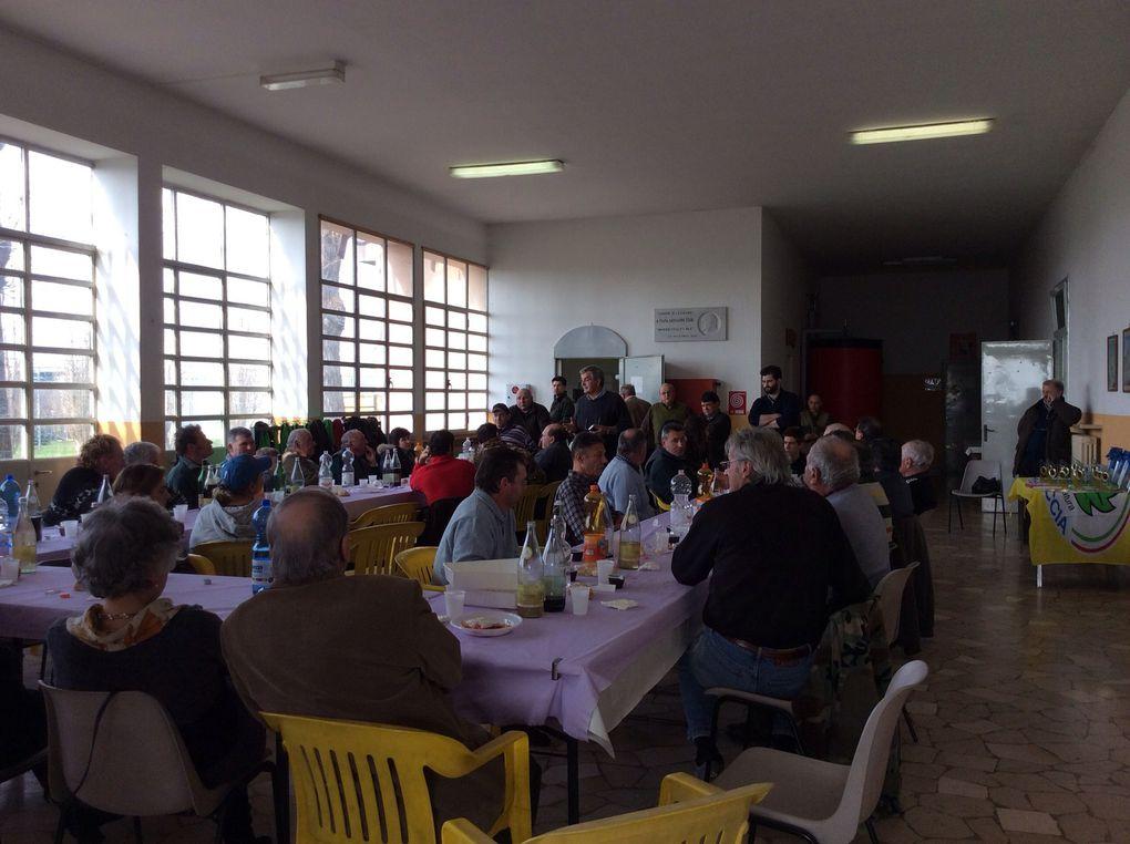 Una domenica con l'Arci Caccia: Padova gara cani da lepre; Vicenza pranzo sociale-Festa del cacciatore.