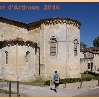Hastingues, bastide et abbaye. 2016