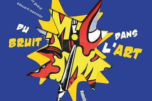 Sac à album Du bruit dans l'art chez Cyrille