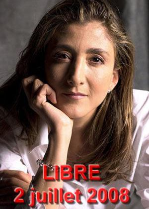 Actu : Ingrid Betancourt liberrée !