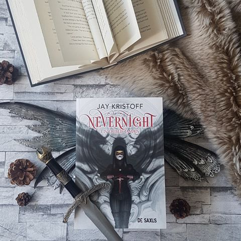 Nevernight, tome 1 : N'oublie jamais - Jay Kristoff