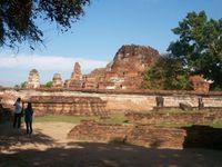 Thaïlande: Articles à venir...Ayutthaya et Pont rivière Kwai