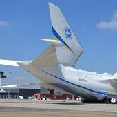 L'Antonov An-225 de retour sur le sol français bat un record mondial - Aerobuzz