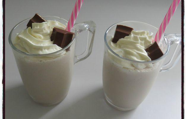 Milkshake au kinder