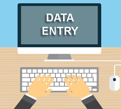 Home-based data entry projects