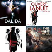 L'actu des musiques au ciné du 11/01/2017, a playlist by lamusiquedefilm on Spotify