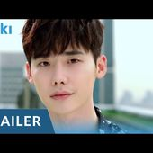 W - Official Trailer | Lee Jong Suk & Han Hyo Joo 2016 New Korean Drama