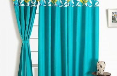 Style Your Home with Solid Curtains