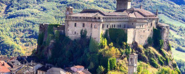 Castello di Bardi (PR) - Una visita