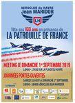Le programme du meeting aérien du Havre