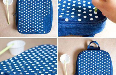 DIY Customiser une trousse ♥