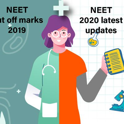NEET Cut off marks 2019, NEET 2020 latest updates