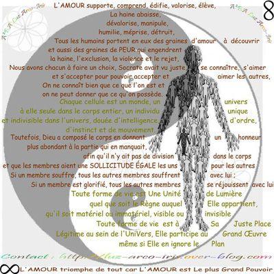 Un seul corps – Un seul système immunitaire – VIH dernière maladie