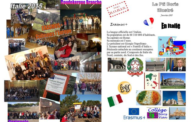 2015-01 Séjour en Italie