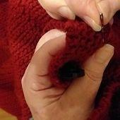 laramicelle a réparé mon pull crochet - crea.vlgomez. Victoria Lynn , photographe et bricoleuse touche à tout.over-blog.com