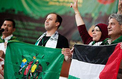 Solidarité avec la Palestine, Maintenant!