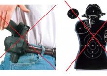 Vous avez une détention d'arme au titre de la FFTir ? Non, vous ne pouvez ni former ni travailler ni faire autre chose que du sport avec !