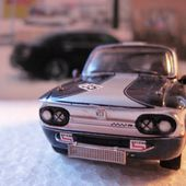 NSU 1000 TTS 1975 RALLYE 1/43 SCHUCO - car-collector.net