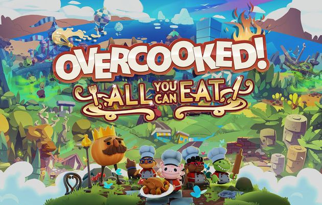 [TEST] OVERCOOKED ! ALL YOU CAN EAT XBOX SERIES X : Un contenu gargantuesque pour ce party game digne de TOP CHEF!